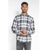 Minimum Heine casual overhemd met lange mouwen