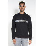 Drykorn Owin sweater zwart
