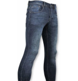 True Rise Classic jeans spijkerbroek washed