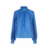 Stine Goya Eddy blouse aqua