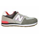 New Balance Sneakers 574 kids grijs