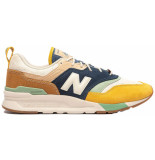 New Balance Classic traditionels sneakers yellow