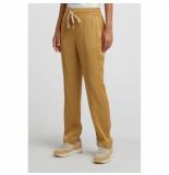 YAYA 1201179-013 woven satin jogger pants.