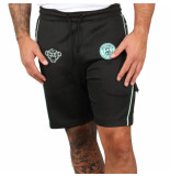 Black Bananas F.c striker short