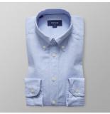 Eton Heren overhemd royal oxford licht button-down slim fit