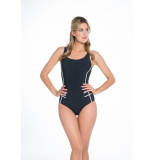 Bomain Ladies swinsuit basic + chloor res 20900cl-200