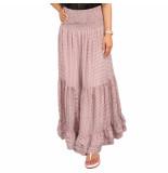 Sissel Edelbo Crocus skirt roze