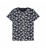 Dstrezzed T-shirt met print