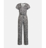 Sisters Point Jumpsuit girl - black cream
