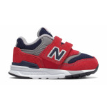 New Balance Iz997 rood