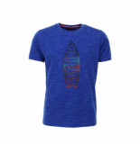 Adam est 1916 T-shirt met surfbord print