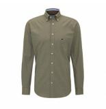 Fynch-Hatton Fynch-hatton overhemd solid twill