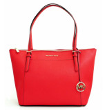 Michael Kors Jet set shopper coral