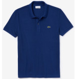 Lacoste Inktblauwe polo ph012/f9f