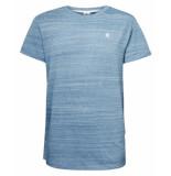 G-Star T-shirt d16396-b140-843 blauw