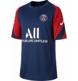Nike Paris saint germain trainingsshirt 2020-2021 kids