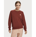 Maison Scotch 157035 sweat with various artworks