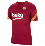 Nike Fc barcelona trainingsshirt 2020-2021 kids