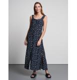 Catwalk Junkie 2002023428 vintage floral dress black -
