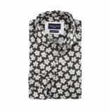 Cavallaro Cavallaro overhemd bloemprint