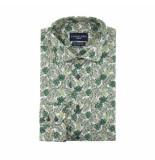 Cavallaro Cavallaro overhemd print groen