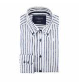 Cavallaro Cavallaro overhemd streep