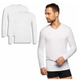 Bamboo Basics heren t-shirt v hals -