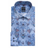 Olymp Overhemd met lange mouwen