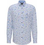 Fynch-Hatton Overhemd met bloemen print button down casual fit
