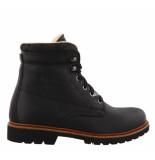 Panama Jack Herenschoenen van type boots panama 03 aviator c2 black van kosi