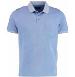 Commander S(nos) 3-kn. polo-shirt,1/2 a 214007633/603