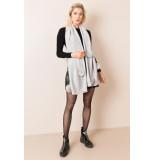 Pia Rossini Alsace sjaal silver grey