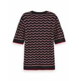 Scotch & Soda 158778 20 pure cotton knitted short sleeve t-shirt