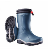 Dunlop Regenlaars blizzard kids blue-schoenmaat 29