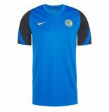 Nike Inter milan trainingsshirt 2020-2021 spark blue