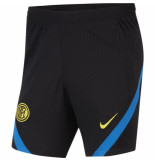 Nike Inter milan trainingsbroekje 2020-2021 black