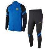 Nike Inter milan trainingspak 2020-2021 blue spark