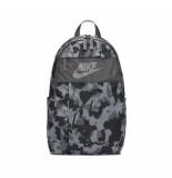 Nike Rugzak elemental 2.0 printed backpack grey