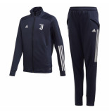 Adidas Juventus trainingspak 2020-2021 kids black