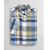 Gant Shirt km d2. linen madras