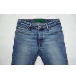 Handpicked 5-pocket comfort denim str. wash2