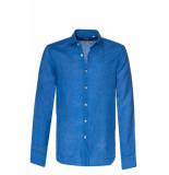 Xacus Overhemd met lange mouwen camicia classica