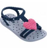 Ipanema Slipper kids my first dark blue pink-schoenmaat 21