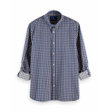 Scotch & Soda 158412 chic tonal shirt 0219 -