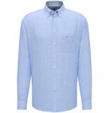 Fynch-Hatton Overhemd linnen button down casual fit