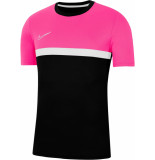 Nike T-shirt dry fit academy pro shirt kids black pink