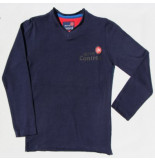 Boys in Control 305 marine shirt blauw