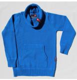 Boys in Control 311 cobalt shirt blauw