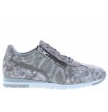 Wolky Damesschoenen van type sneakers yell storm 0252549 150 van leer