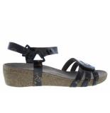 Wolky Damesschoenen van type sandalen pacific 0823569 320 van leer